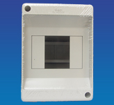 Enclosure 4 module IP20