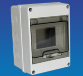 Enclosure Din-Rail